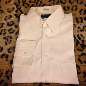 Gitman Brothers Other - Gitman Bros White Oxford Shirt 16-35