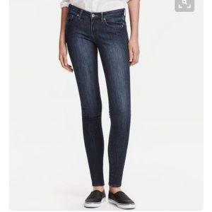 H&M Denim - H&M Dark Wash 32/32 Skinny Jeans
