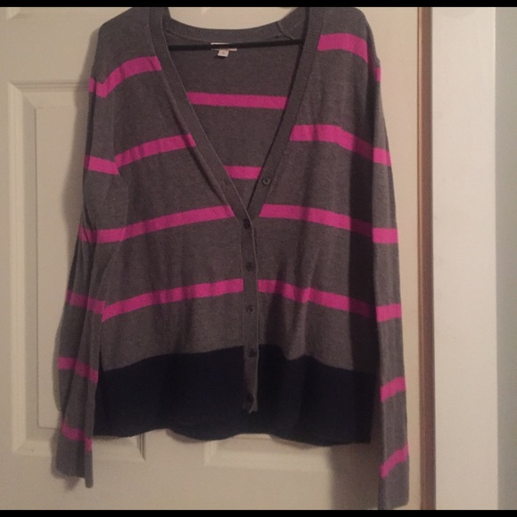 7b3aac353 GAP Sweaters | Spring Cardigan Sweater Size Xl Preppy | Poshmark