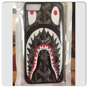 Goyard Accessories - Goyard bape shark iPhone 7 case