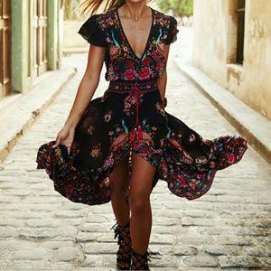 Dresses & Skirts - 🔥LAST 1🔥Romantic Spanish Night dress
