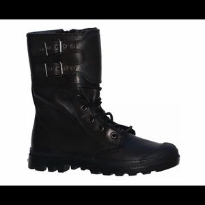 Palladium Shoes - Palladium black boot
