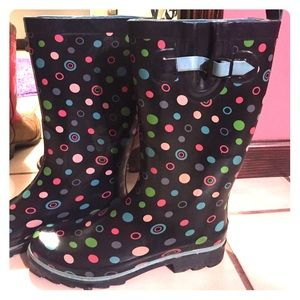 Capelli of New York Shoes - Women's rain boots