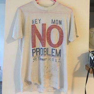 SUPER COOL distressed vintage shirt
