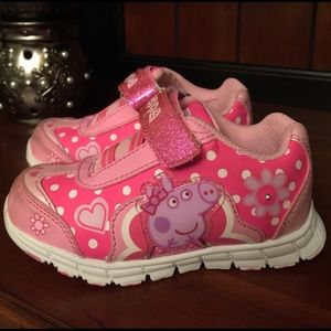 Peppa Pig Other - Peppa Pig size 10 shoes!