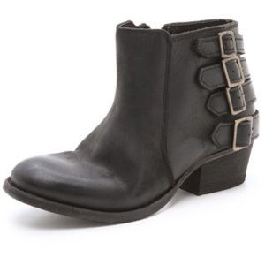H By Hudson Shoes - Hudson Encke Calf Ankle Boots