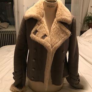 Pepe Jeans Jackets & Blazers - Pepe Jeans London M Gently worn- Warm,faux fur