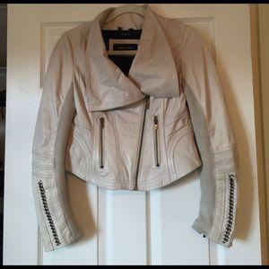 Black Rivet Jackets & Blazers - Black rivet leather jacket