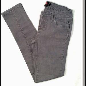 Forever 21 Denim - Forever 21 Gray Skinny Jeans