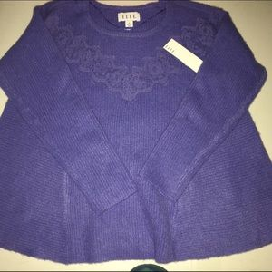 Elle Sweaters - Elle Sweater NWT Size Medium flares out at bottom