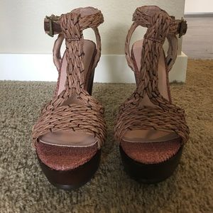 Shoemint Shoes - Never worn no tags no box Platforms heels