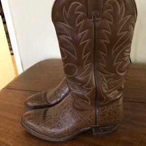 Laredo Shoes - Laredo western boot sz 9 B women's