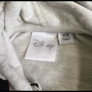 Disney Tops - adorable mickey pullover with earbud strings XS