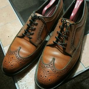 Florsheim Other - Florsheim Vintage Imperial Longwing Brogues