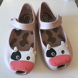 Mini Melissa Other - Cow Mini Melissa's Blush