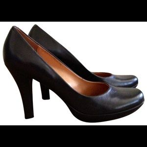 Diba Shoes - Diba Mardi black patent leather heels 9.5
