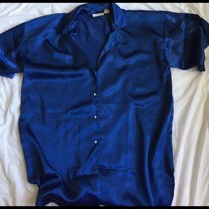 classic victoria's secret sleepshirt size L