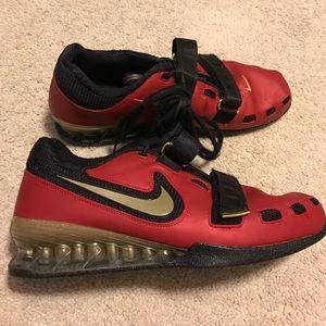 Nike Other - Nike Romaleos 2 Powerlifting shoes men's size 12