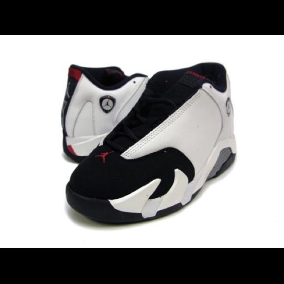 sports shoes 4fdd7 cc883 Toddler Nike Air Jordan Retro 14 Black Toe