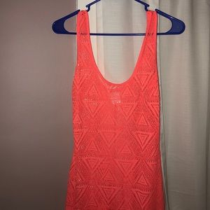 Other - 4/$25 Beach cover up dress