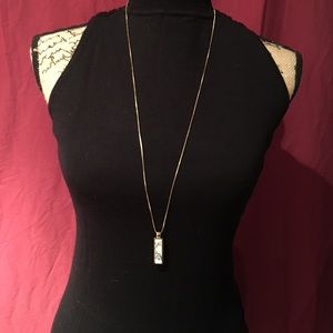 Express gold chain necklace