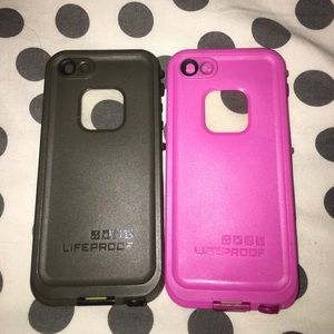 LifeProof Other - iPhone 5/5s/SE life proof case