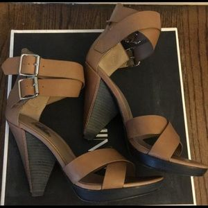Belle by Sigerson Morrison Shoes - Belle by Sigerson Morrison Pyramid Sandals