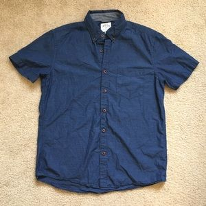 American Eagle Outfitters Other - AEO Indigo Button Down
