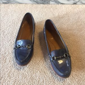 Sebago Shoes - Sebago handcrafted leather loafers, size 9