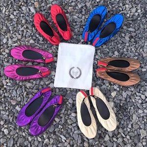 Tieks Shoes - Rita's Shoe Closet ballet flats