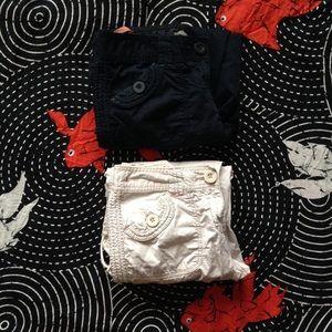 Anthropologie Pants - ANTHROPOLOGIE Tokyo industrial capri [two colors]