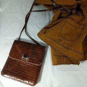 Furla Handbags - Vintage Furla cross body bag made in Italy