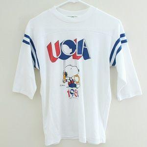 Vintage 80s UCLA top