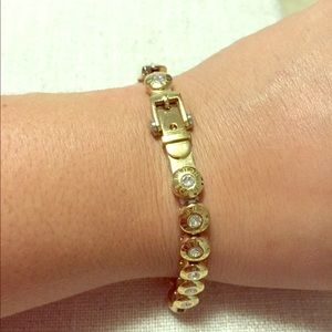 Gold Henri Bendel Bracelet