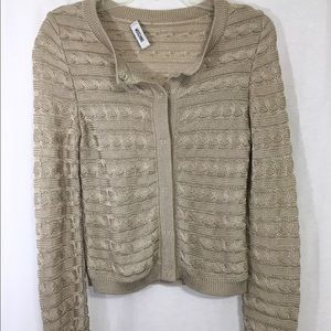 Moschino Sweaters - Moschino cardigan with snap buttons size small