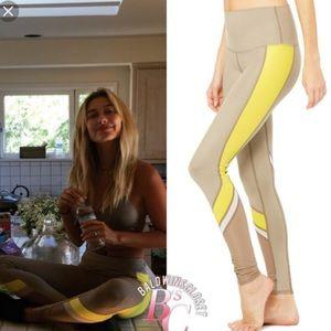 ALO Yoga Pants - ALO elevate legging gravel