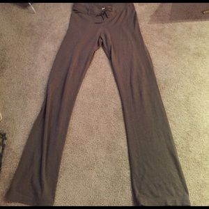 Mossimo sweater pants.