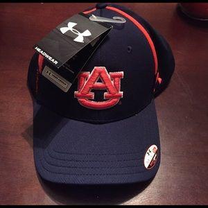 Under Armour Other - Men's Fitted Auburn University Cap