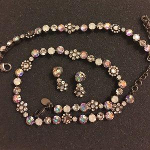 Sorrelli Jewelry - Sorrelli Bridal Australian crystal set
