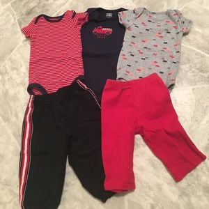 Other - 3 to 6 month firefighter bundle