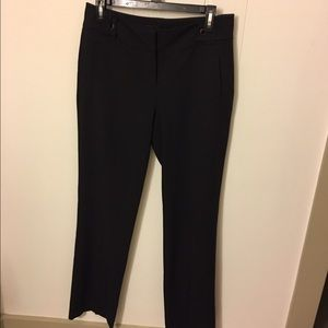 Larry Levine Pants - Black Dress Pants Size 6