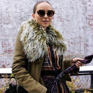Karen Walker Accessories - Karen Walker Flower Patch Tortoise Sunglasses