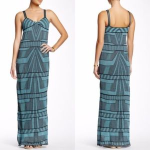 M by Missoni Dresses & Skirts - M Missoni Metallic Knit Maxi dress