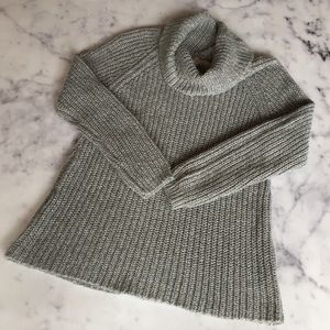 RD Style Sweaters - RD Style Stitch Fix Heathered Shaker Cowlneck