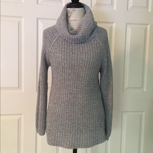 RD Style Sweaters - RD Style Stitch Fix Heathered Chunky Cowlneck