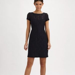 Elie Tahari Dresses & Skirts - 1 day sale! Elie Tahari lace sheath dress 🌾