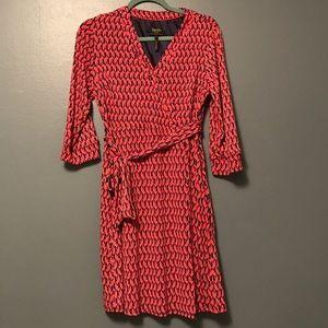 Laundry by Shelli Segal Dresses & Skirts - Laundry wrap dress