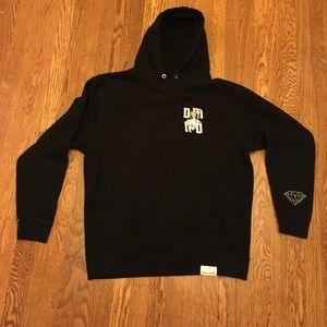 Diamond Supply Co. Other - Men's Diamond black pullover sweatshirt size LRG