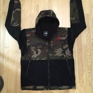 The North Face Other - The North Face Denali Camo Jacket Large Men's L
