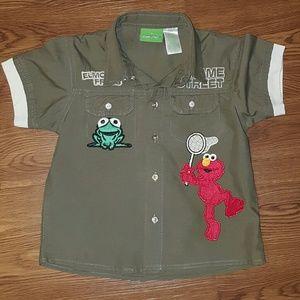 Sesame Street Other - Sesame Street Boys 4T shirt